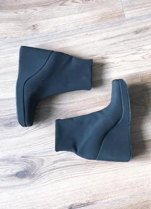 Ботинки чулки, носочек на платформе stephape kelian