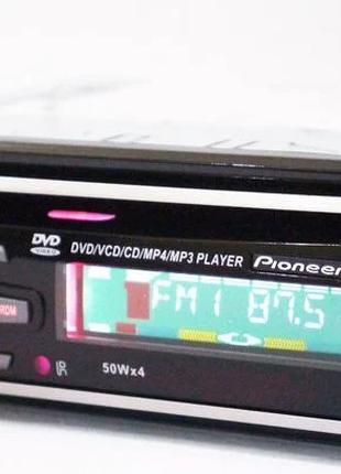 DVD Автомагнитола DEH-8450UBG USB Sd MMC DVD съемная панель