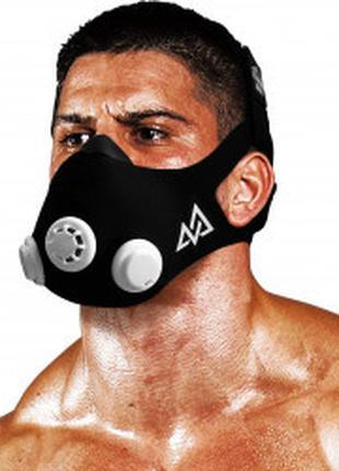 Маска для тренировок ограничитель дыхания Elevation Training Mask