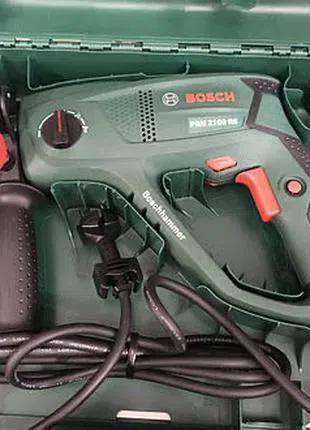 Перфоратор Bosch PBH 2100 RE оригинал + чем