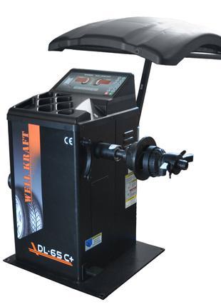 Балансировочный станок Well Kraft WB-DL-65 DSP