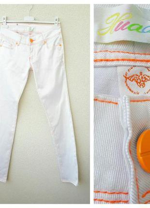 Актуальные белые штанишки s xs#белые скинни