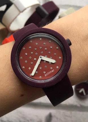 Шикарные наручные часы, силиконовые часы