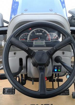 Трактор Foton/Lovol Euro TB-504 (Фотон-504) с кабиной