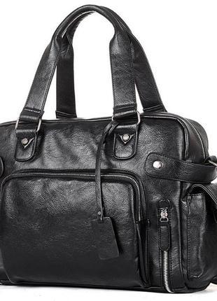 Универсальная сумка. сумка для командировок, ручная кладь.