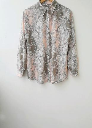 Оригинальная блуза с орнаментом l рубашка з орнаментом 12