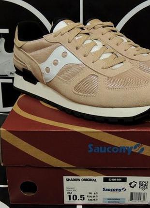 Кроссовки Saucony оригинал, модель Saucony Shadow Original