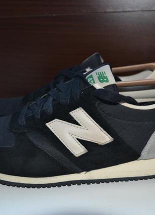 Nb 420 new balance 43р кроссовки кожаные. оригинал.
