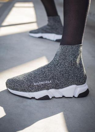 Стильные кроссовки 😍balenciaga speed trainer 😍