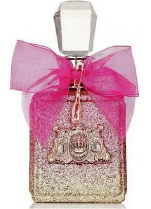 Juicy couture viva la juicy rose, оригинал! в слюде! сша, 100 мл