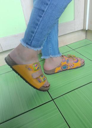 Ортопедические сандалии, качество, стелька кожа