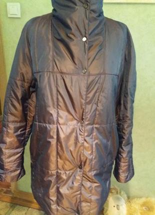 Куртка oversize рm-l( 48-52)