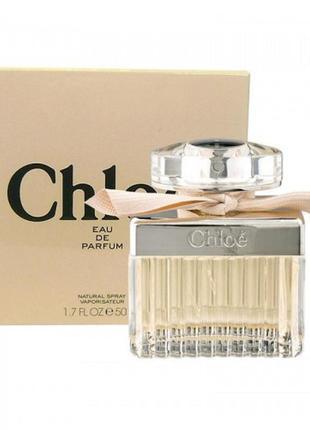 Chloe eau de parfum,  оригинал, практически новые