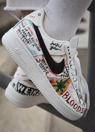 Стильные кроссовки 😍nike air force low😍