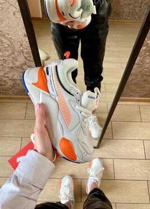 Шикарные кроссовки 🍒puma rs-x🍒