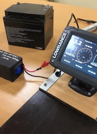 Аккумулятор для эхолота (LiFePo4) 12В 14 Ач