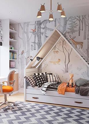 Детская мебель индивидуального изготовления!
