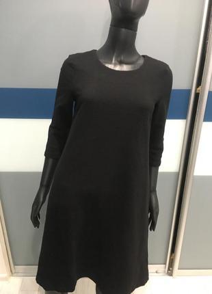 Платье в рубчик свободного силуэта esmara