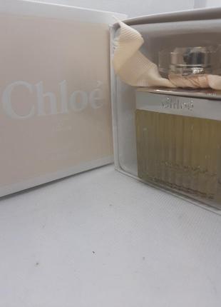 💥оригинал 💥75 мл chloe eau de parfum парфюмированная вода вост...