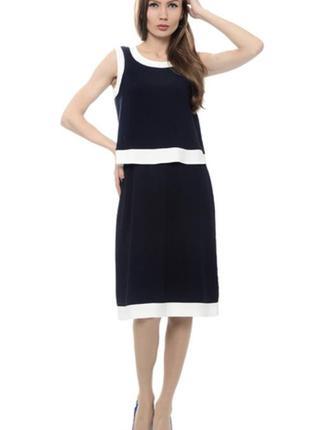 Платье фактурное стильное модное оригинал armani размер s/m