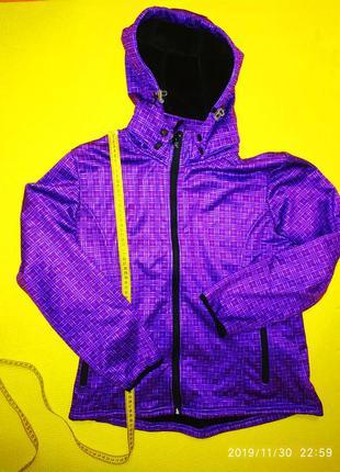 Брендовая женская демисезонная куртка killtec, 48 размер