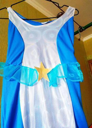 Красивое праздничное платье на девочку 9-12 лет