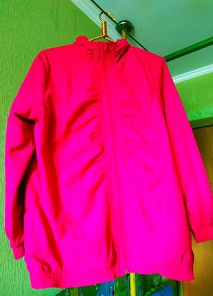 Демисезонная женская куртка, ветровка catamaran, 46 размер
