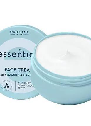 Увлажняющий крем для лица Essentials