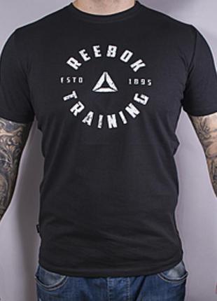 Футболка мужская crossfit reebok training