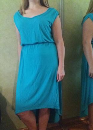 Модное платье tu 16рр (xl) асимметрия