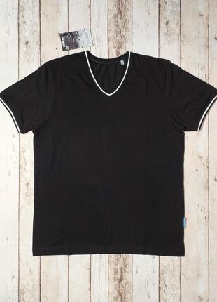 #розвантажуюсь футболка мужская батал однотонная
