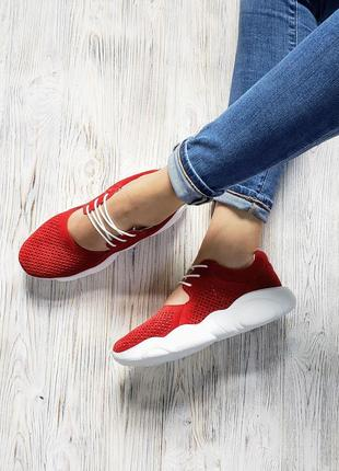 Натуральные замшевые летние кроссовки с перфорацией