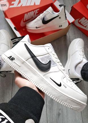 Nike Air Force Low White/Black