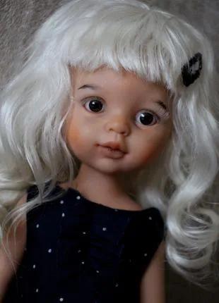 Эксклюзивная кукла. ООАК Паола Рейна/OOAK Paola Reyna