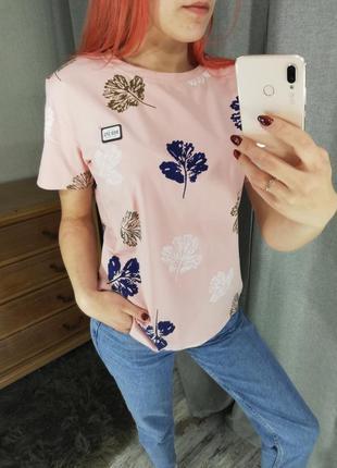 Футболка, 44-50 ,большие размеры, женская футболка