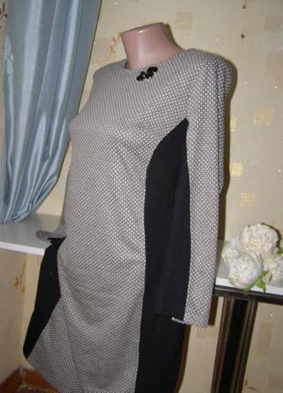 Rabe актуальное платье миди  m-l-размер