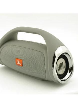 Портативная FM MP3 колонка JBL Boombox mini bluetooth microSD/TF