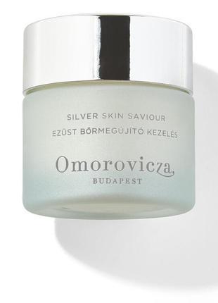 Omorovicza осветляющая маска для лица и шеи, silver skin savio...