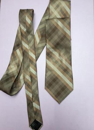 Calvin klein галстук шелк