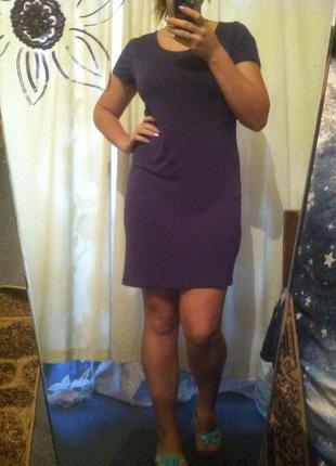 Супер платье со шнуровкой на спине saint tropez