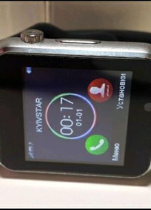 Хит-продаж, Смарт часы Smart Watch A1, купить в Украине