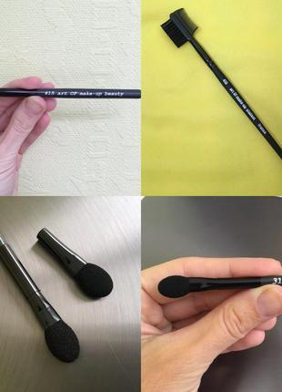 Набор 3шт на выбор кисти кисти для макияжа