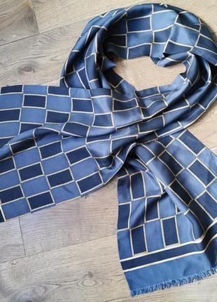 Lanvin шёлковый шарф