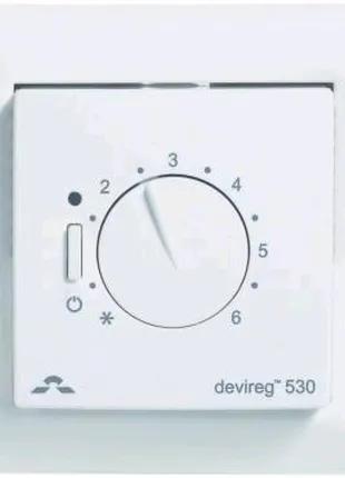 Терморегулятор для теплого пола Devi DEVIreg 530 (140F1030)