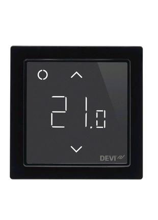 Термостат сенсорный с Wi-Fi программируемый DEVIreg™ Smart