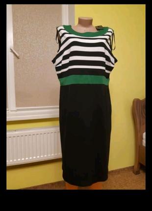 Бомбезное платье фирменное !Размер 54 ,56