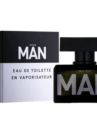 Туалетна вода Avon Man 75 ml