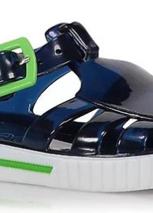 Желейные сандали george