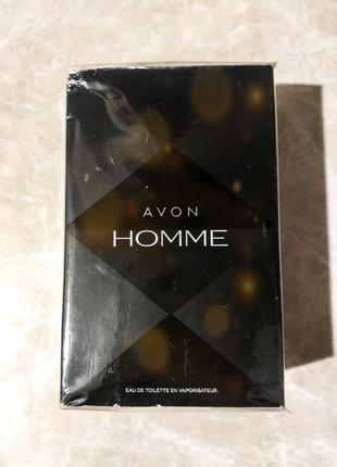 Туалетна вода Avon Homme 75 ml