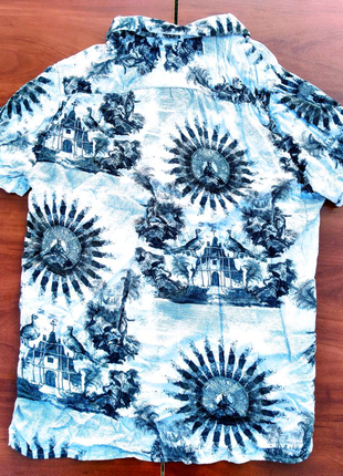 Шикарная рубашка безрукавка,шведка Asos,размер M